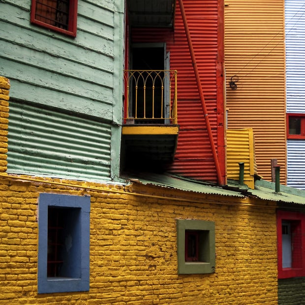 Homes in Buenos Aires, Argentina