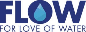 Flow For Love of Water Logo